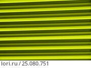 Купить «Текстура. Рельефная металлическая поверхность зеленого цвета разных оттенков с симметричными горизонтальными полосками», эксклюзивное фото № 25080751, снято 5 февраля 2017 г. (c) lana1501 / Фотобанк Лори