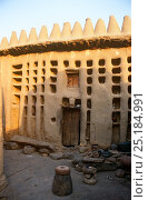 Grain house in Dogon village. Mali, 2005-2006. Стоковое фото, фотограф Steve O. Taylor (GHF) / Nature Picture Library / Фотобанк Лори
