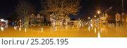 Купить «Flooded town of Datchet at night during February 2014 flooding, Berkshire, England, UK, 11th Februay 2014.», фото № 25205195, снято 19 октября 2019 г. (c) Nature Picture Library / Фотобанк Лори