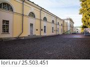 Купить «Выставочный центр в Нижегородском кремле (Бывшее здание Арсенала)», фото № 25503451, снято 18 августа 2019 г. (c) Igor Lijashkov / Фотобанк Лори