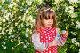 Girl with soap bubbles, фото № 25578191, снято 23 мая 2016 г. (c) Сергей Завьялов / Фотобанк Лори