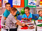 Child dough play in school. Plasticine for children., фото № 25595903, снято 4 октября 2015 г. (c) Gennadiy Poznyakov / Фотобанк Лори