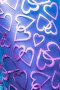 Romantic textile background with hearts, фото № 25604651, снято 31 мая 2016 г. (c) Ярочкин Сергей / Фотобанк Лори