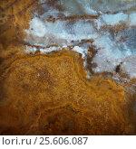 Купить «Macro texture of nature - onyx», фото № 25606087, снято 22 июля 2019 г. (c) ElenArt / Фотобанк Лори