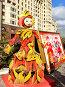 Фестиваль «Московская Масленица». Госпожа Масленница, фото № 25622371, снято 26 февраля 2017 г. (c) Валерия Попова / Фотобанк Лори