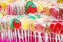 Разноцветные леденцы на палочках, фото № 25625747, снято 26 февраля 2017 г. (c) Елена Коромыслова / Фотобанк Лори