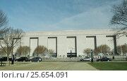 Smithsonian National Museum of American History in Washington DC (2017 год). Редакционное видео, видеограф Igor Vorobyov / Фотобанк Лори