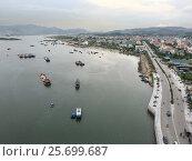 Ha Long bay, north Vietnam (2016 год). Стоковое фото, фотограф Александр Подшивалов / Фотобанк Лори