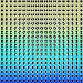 Желто-синий фон из множества крутящихся кубиков, иллюстрация № 25792471 (c) Варенов Александр Владимирович / Фотобанк Лори