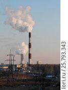 Купить «Заводская панорама, Челябинск», фото № 25793343, снято 9 июня 2013 г. (c) Хайрятдинов Ринат / Фотобанк Лори