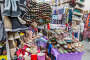 Продажа валенок на ярмарке в Самаре, фото № 25826091, снято 19 марта 2017 г. (c) Акиньшин Владимир / Фотобанк Лори