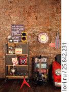 Купить «MOSCOW - FEB 9, 2016: Cross Photo studio interior - Satellite Hall», фото № 25842231, снято 9 февраля 2016 г. (c) Losevsky Pavel / Фотобанк Лори