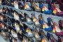 Женская обувь в магазине одежды и обуви, фото № 25843935, снято 28 марта 2017 г. (c) Сергей Тагиров / Фотобанк Лори