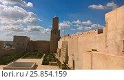 Арабская крепость в Тунисе (2016 год). Стоковое фото, фотограф Татьяна Никитина / Фотобанк Лори