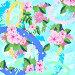 Декоративный узор, цветочная поляна, фон, иллюстрация № 25858699 (c) Наталия Кузнецова / Фотобанк Лори