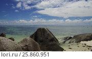 Купить «african island beach in indian ocean», видеоролик № 25860951, снято 10 февраля 2017 г. (c) Syda Productions / Фотобанк Лори