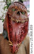 Купить «Scary Face (Halloween)», фото № 25868859, снято 13 июля 2020 г. (c) age Fotostock / Фотобанк Лори