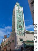 Купить «Mosque, Casablanca, Morocco.», фото № 25888095, снято 3 января 2016 г. (c) age Fotostock / Фотобанк Лори