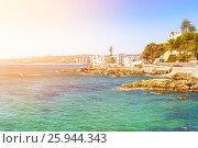 Seaside in Vina del Mar, Chile (2016 год). Стоковое фото, фотограф Юрий Губин / Фотобанк Лори