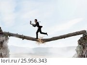 Купить «Overcoming fear of failure . Mixed media . Mixed media», фото № 25956343, снято 5 марта 2011 г. (c) Sergey Nivens / Фотобанк Лори