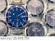 Wrist watches, фото № 25970751, снято 13 декабря 2012 г. (c) Куликов Константин / Фотобанк Лори