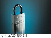 The concept of an encrypted Internet connection, фото № 25996819, снято 14 апреля 2017 г. (c) Александр Якимов / Фотобанк Лори