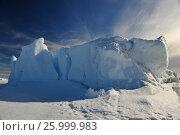 Купить «Beautiful view of icebergs in Snow Hill Antarctica», фото № 25999983, снято 31 октября 2010 г. (c) Vladimir / Фотобанк Лори