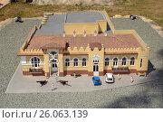 Купить «Краеведческий музей Евпатории», фото № 26063139, снято 1 августа 2014 г. (c) Акоп Васильян / Фотобанк Лори
