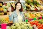 Woman choosing fruit, фото № 26096531, снято 18 марта 2017 г. (c) Яков Филимонов / Фотобанк Лори