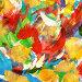 Абстрактный рисунок, гуашь, иллюстрация № 26106935 (c) Виктор Топорков / Фотобанк Лори