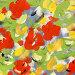 Абстрактный рисунок, гуашь, иллюстрация № 26106939 (c) Виктор Топорков / Фотобанк Лори