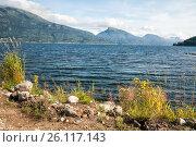 Норвегия, фьорд, фото № 26117143, снято 12 августа 2011 г. (c) Юлия Бабкина / Фотобанк Лори