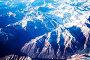 Aerial view of the mountains, фото № 26118691, снято 22 октября 2016 г. (c) Юрий Губин / Фотобанк Лори