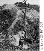 Купить «Soldiers Overlooking a Road», фото № 26161639, снято 8 июля 2020 г. (c) age Fotostock / Фотобанк Лори