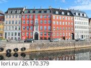 Купить «Копенгаген, Дания», фото № 26170379, снято 3 июля 2012 г. (c) Татьяна Савватеева / Фотобанк Лори