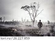 Купить «Looking for quiet place», фото № 26227859, снято 23 апреля 2014 г. (c) Sergey Nivens / Фотобанк Лори
