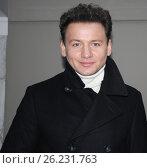 Купить «Александр Олешко», фото № 26231763, снято 21 января 2019 г. (c) Золкин Илья Дмитриевич / Фотобанк Лори