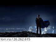 Купить «Employee with super skills», фото № 26262615, снято 12 марта 2014 г. (c) Sergey Nivens / Фотобанк Лори