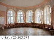 Купить «Москва, усадьба Алтуфьево», фото № 26263371, снято 17 апреля 2017 г. (c) Павел Москаленко / Фотобанк Лори