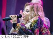 Ю́лия Олеговна Самойлова (2017 год). Редакционное фото, фотограф Дмитрий Осипенко / Фотобанк Лори