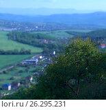 Крымские горы. Стоковое фото, фотограф Франгони Владимир / Фотобанк Лори