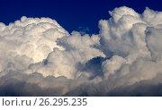 Облако. Стоковое фото, фотограф Франгони Владимир / Фотобанк Лори