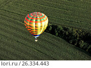 Купить «Hot air balloon», фото № 26334443, снято 18 ноября 2018 г. (c) easy Fotostock / Фотобанк Лори