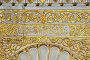 Бахчисарай, Ханский дворец. Золотой фонтан построен по повелению хана Каплан Герая в 1733 году. Детали архитектуры, фото № 26335215, снято 22 мая 2017 г. (c) Овчинникова Ирина / Фотобанк Лори