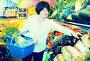 Middle aged woman choosing vegetables, фото № 26340859, снято 10 марта 2017 г. (c) Яков Филимонов / Фотобанк Лори