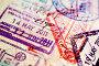 Заграничный паспорт РФ с визами и отметками о пересечении границ Таиланда и Малайзии, фото № 26358663, снято 1 марта 2012 г. (c) Александр Гаценко / Фотобанк Лори