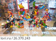Disney toys for sale (2017 год). Редакционное фото, фотограф Александр Подшивалов / Фотобанк Лори