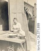 Купить «1966 год, город Петрозаводск, район Суложгора», фото № 26371899, снято 5 апреля 2020 г. (c) Сергей Костин / Фотобанк Лори