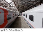 Oktyabrsky electric railway car repair plant, фото № 26389279, снято 25 августа 2016 г. (c) Лиляна Виноградова / Фотобанк Лори