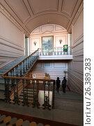 People in the Pushkin House, St. Petersburg, Russia, фото № 26389283, снято 24 марта 2016 г. (c) Лиляна Виноградова / Фотобанк Лори